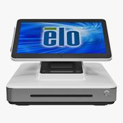 モバイルPOSターミナルElo PayPoint 3d model