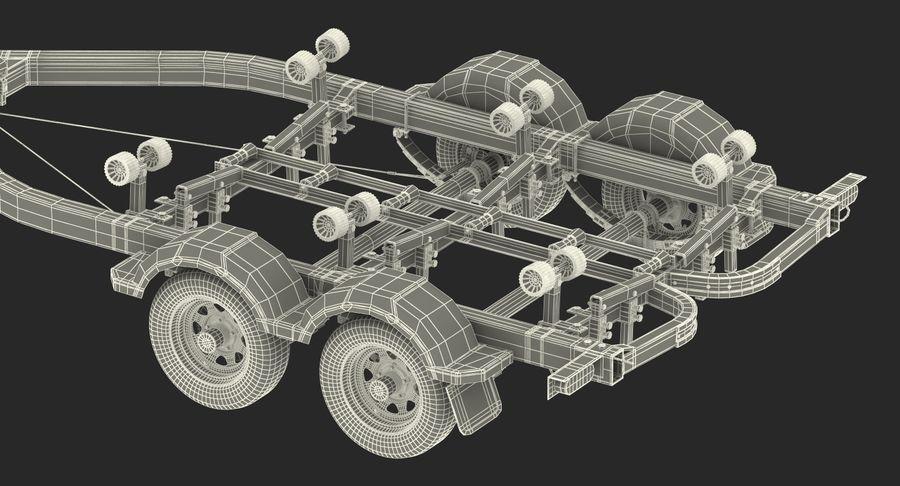 船用拖车 royalty-free 3d model - Preview no. 18