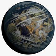 지상파 행성 1 3d model