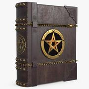 Book 005 3d model