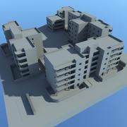 Condominio modelo 3d
