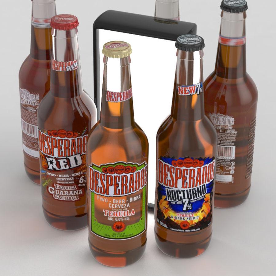 Beer Bottle Desperados 400ml Collection 3d Model 59 Max Free3d
