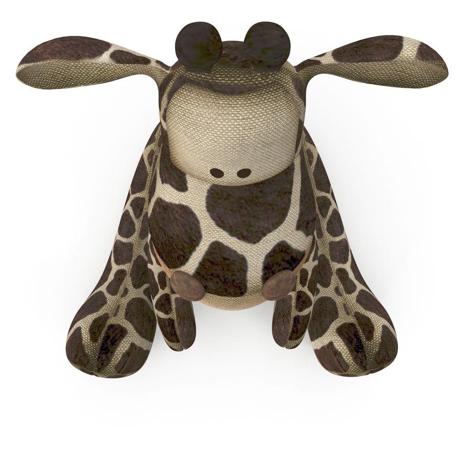Juguete animal royalty-free modelo 3d - Preview no. 5