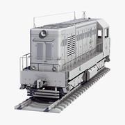 ChME2 Bez tekstury 3d model