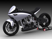 Concept 02 3d model