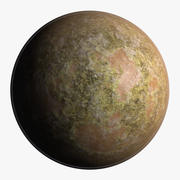 Planet 07 3d model