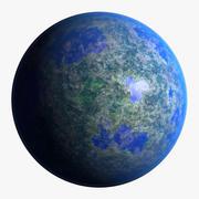 Planet 09 3d model