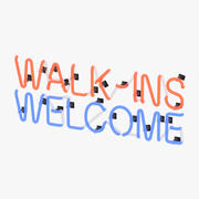 Welcome Sign 02 3d model