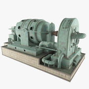 Generator Old 3d model
