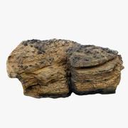 Limestone Boulder 3d model