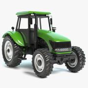 Landbouw tractor 3d model