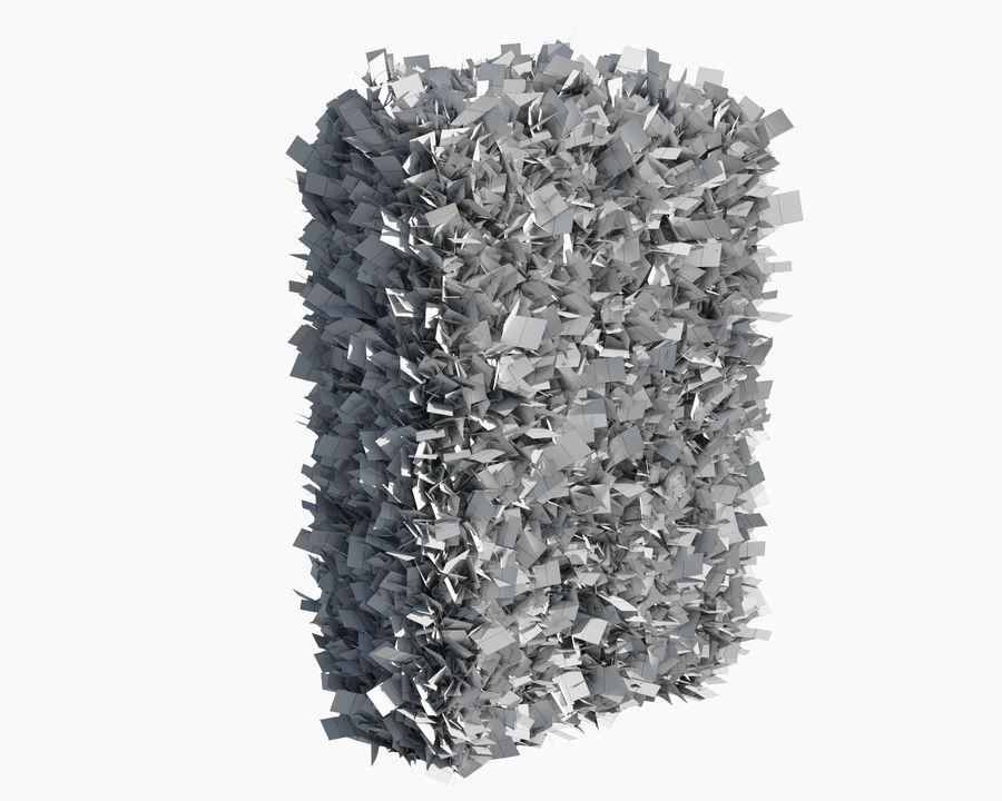 Coleção de sebes e arbustos (10 em 1) royalty-free 3d model - Preview no. 29