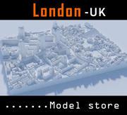 Londres 3d model