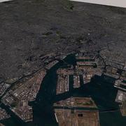Tokyo, Japonya 3d model