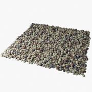 Pebbles 3d model