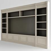 Cabinet TV for order 3d model