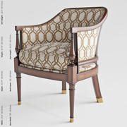 George Bright Chair 3d model