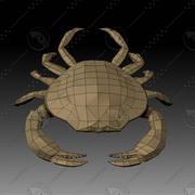LowPoly_CRAB_3D_MODEL 3d model