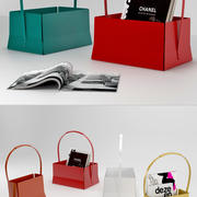 BONALDO Magazine Bag 3d model
