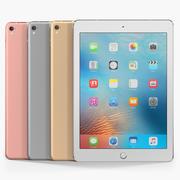 Apple iPad Pro 9.7 tablet 3d model