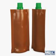 DoyPack Packaging v 4 3d model