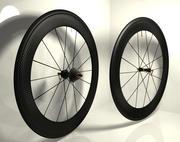 Kolhjul vägcykel 3d model