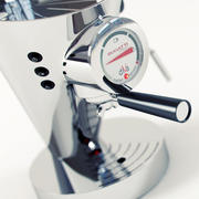 BUGATTI Diva浓缩咖啡机 3d model