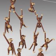 ROSENDAHL Kay Bojesen Monkey 3d model