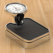 WUNDER 960 Classic Weighing Scale 3d model