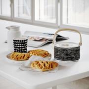 ペストリーの朝食セット 3d model