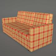 tekstury kafelkowe kanapy 3d model