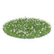 草与蓟草3D模型 3d model