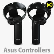 ASUS Windows Mixed Reality Controllers 3d model