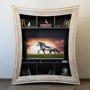 TV Furniture Corniche 3d model