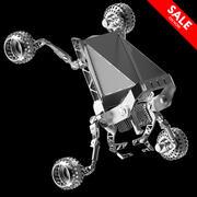Véhicule lunaire 3d model