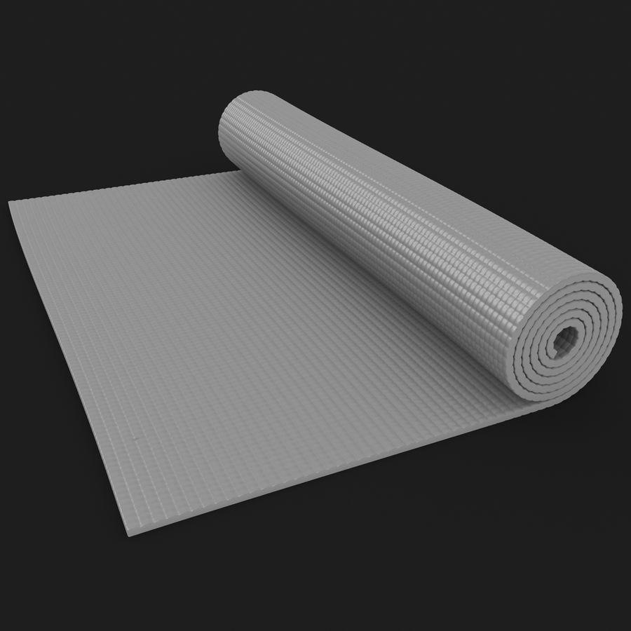 Yoga Mat 3 3D Model $29 -  max  obj  fbx - Free3D