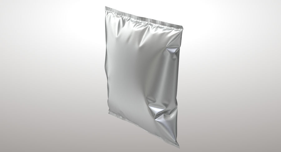 Food Packaging 02 royalty-free 3d model - Preview no. 13