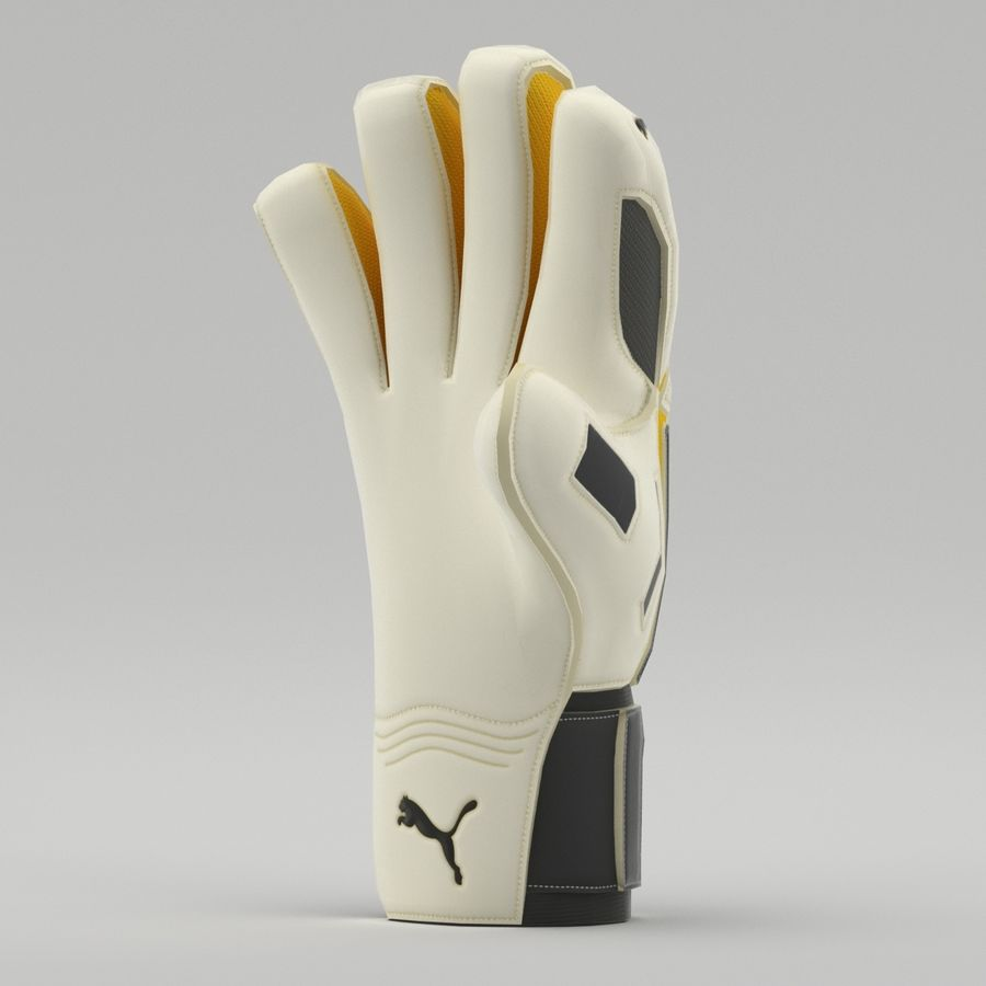Puma V-Konstrukt II Keeper Glove royalty-free 3d model - Preview no. 5