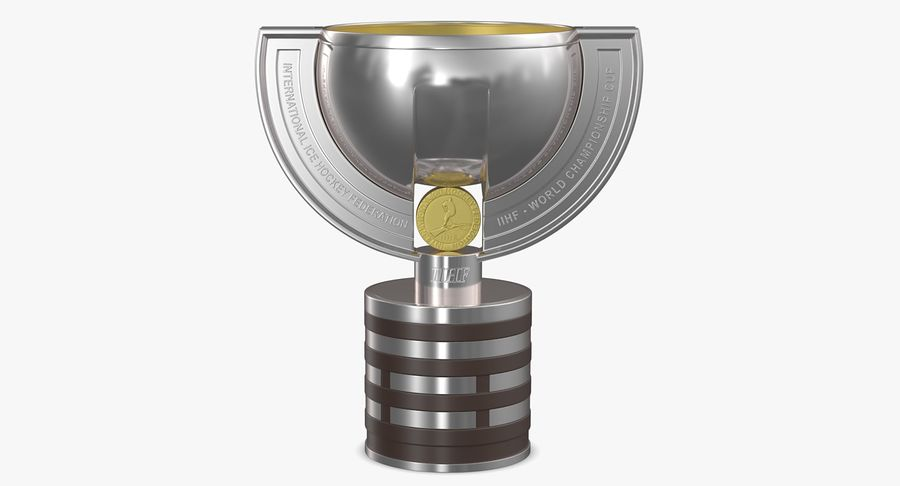 Trophy royalty-free 3d model - Preview no. 2