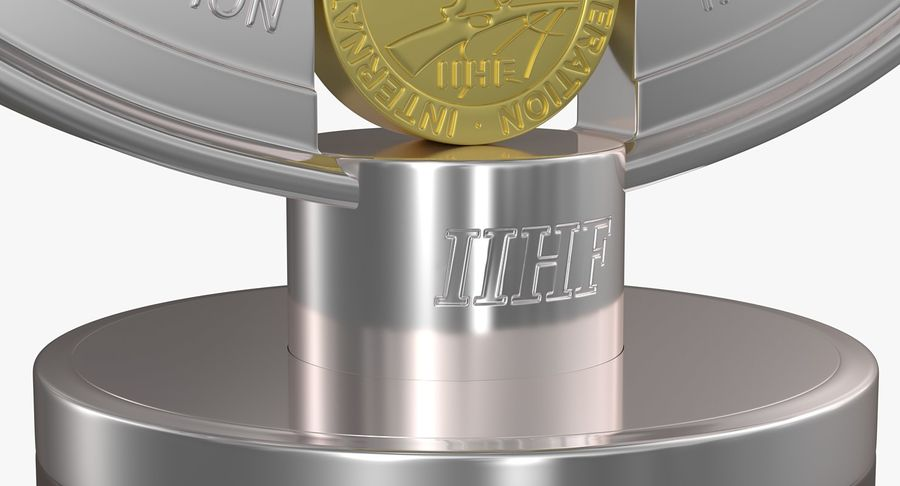 Trophy royalty-free 3d model - Preview no. 5