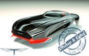 \\T// Hover Car 17 3d model