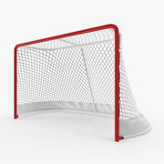 Hockey Net 3d model