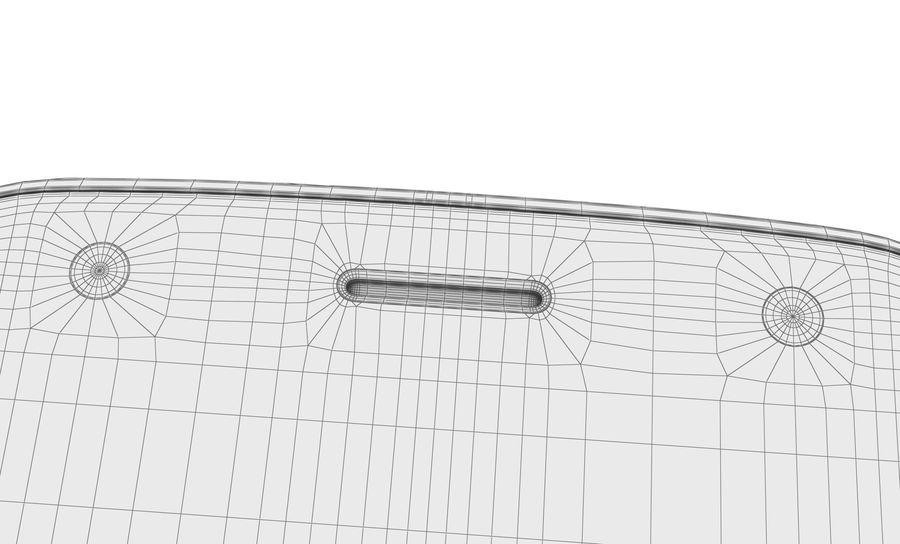 Motorola Moto X4 Super Black royalty-free 3d model - Preview no. 29