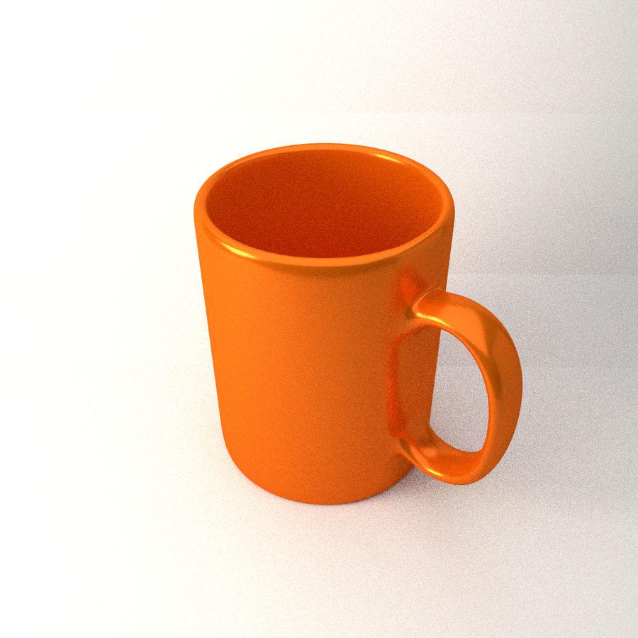 咖啡杯 royalty-free 3d model - Preview no. 1