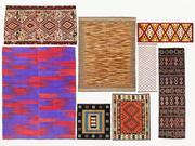 포도 수확 turkish kilim rugs vol 01 3d model