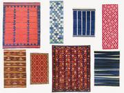 Vintage turkish kilim rugs vol 12 3d model