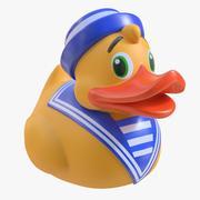Rubber Duck 08 3d model