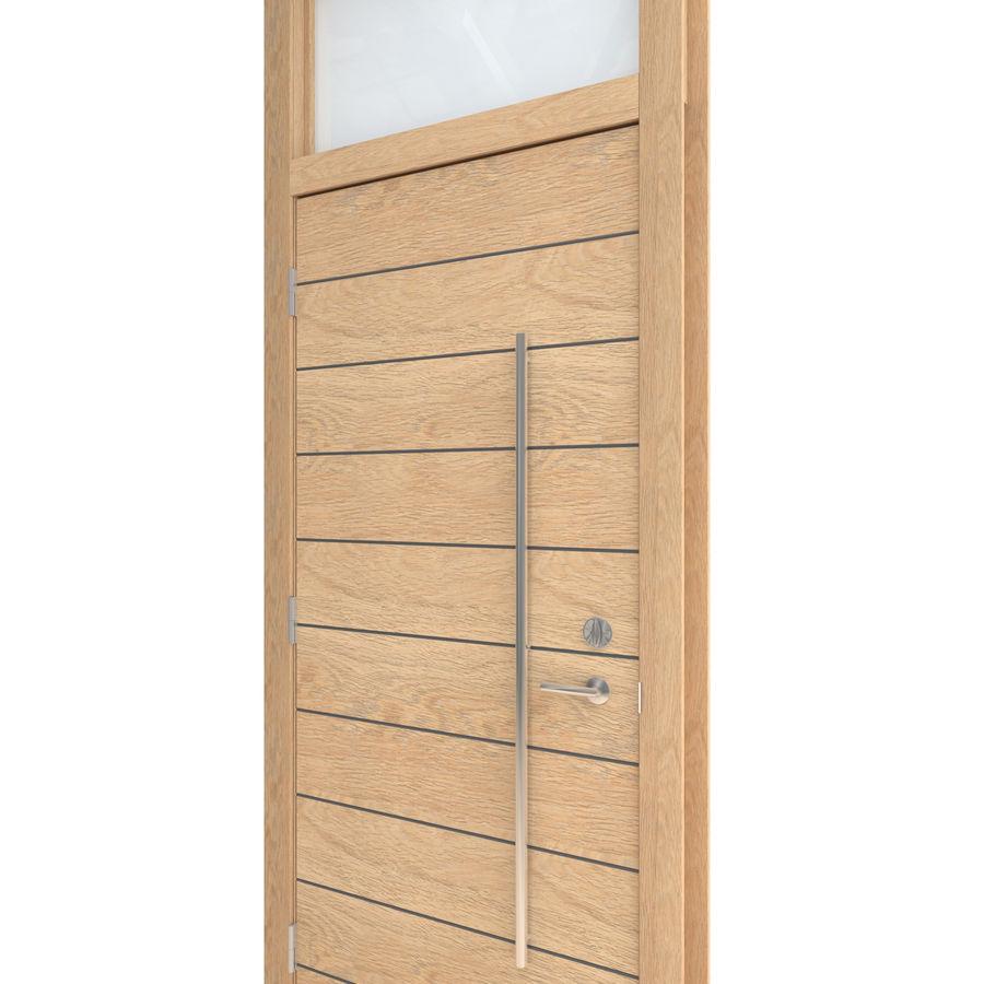 Kapı 109 royalty-free 3d model - Preview no. 4