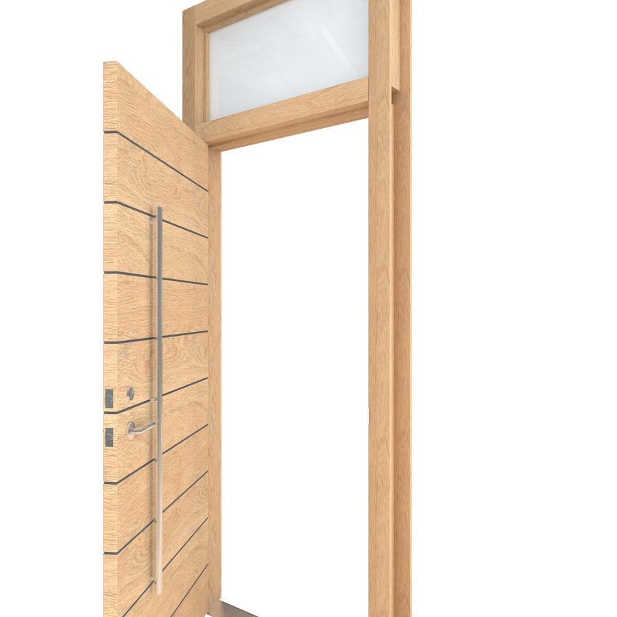 Kapı 109 royalty-free 3d model - Preview no. 6
