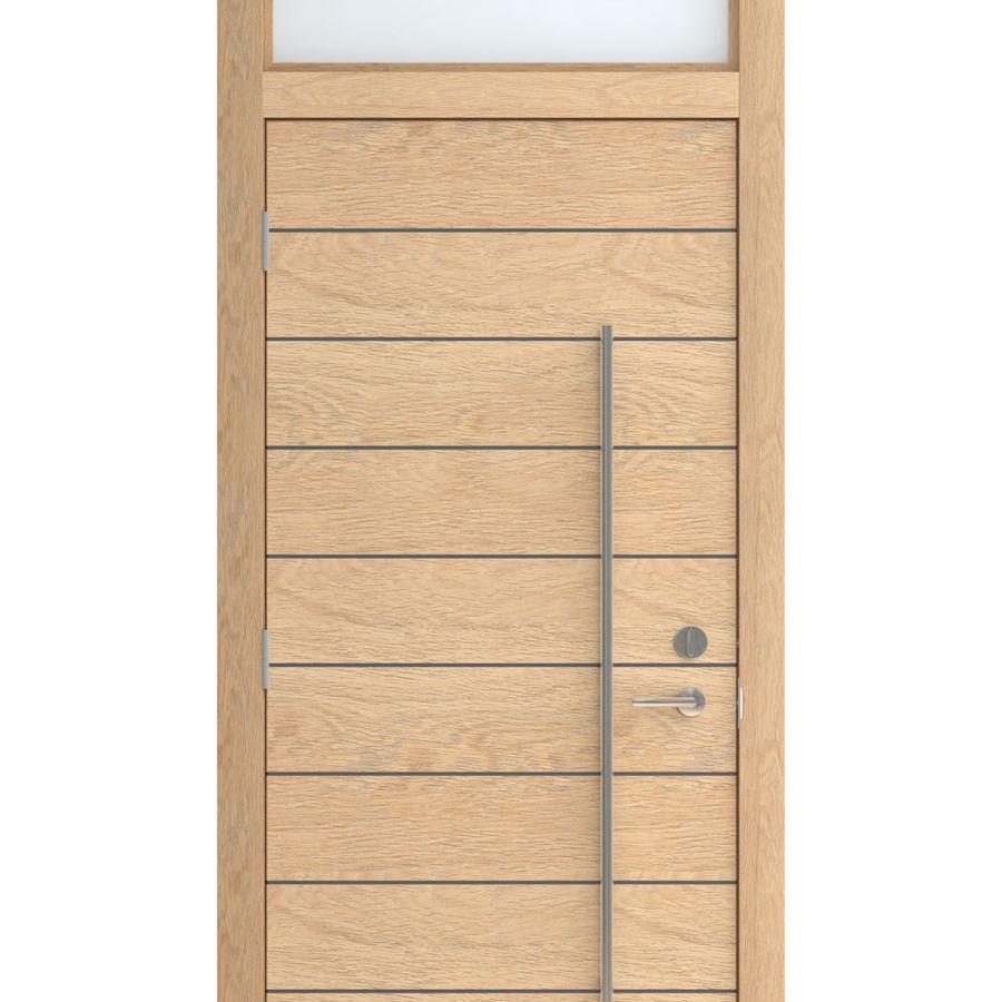 Kapı 109 royalty-free 3d model - Preview no. 2
